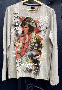 Desigual.Elvis.singing.T.shirt.$99
