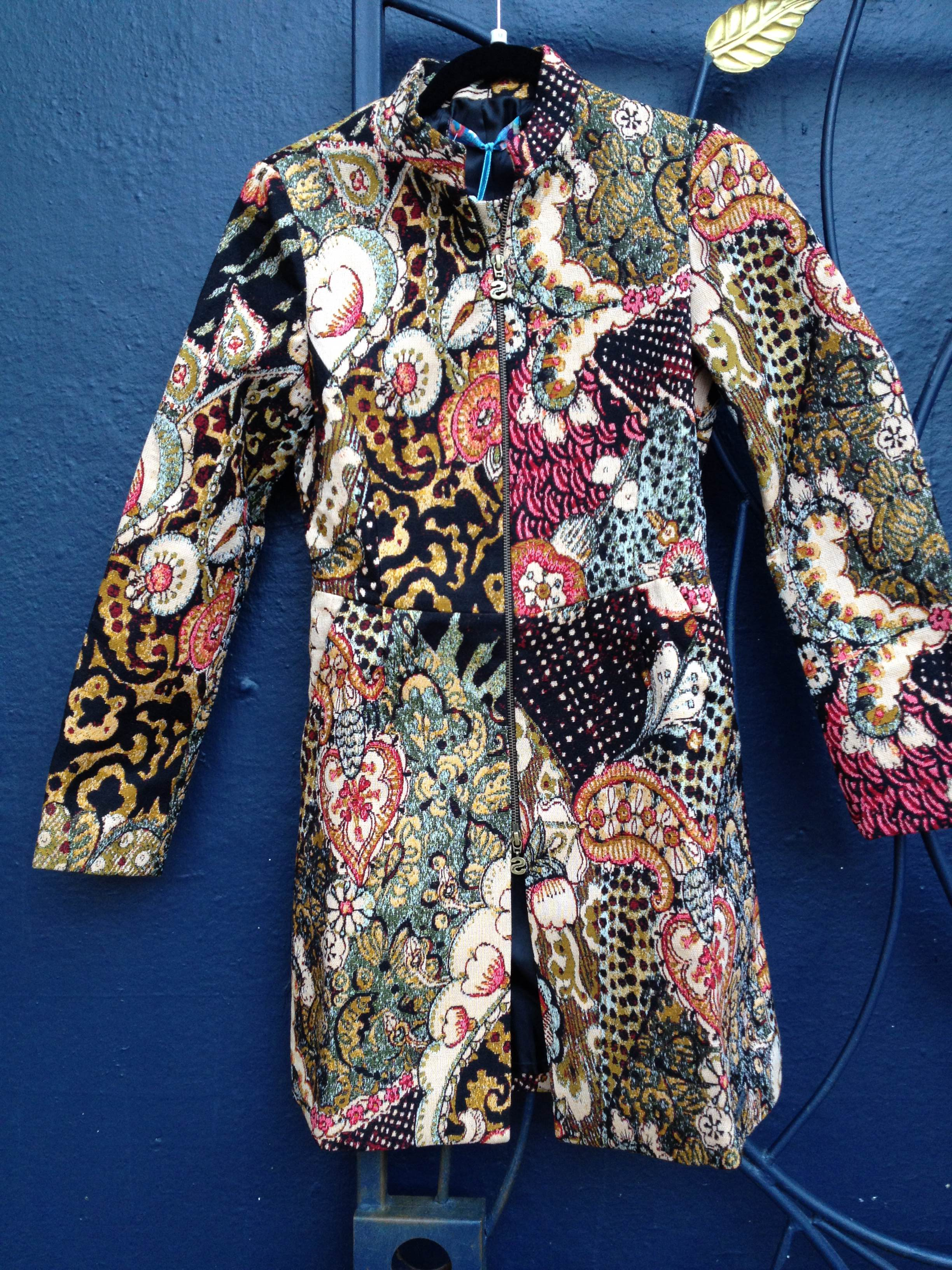 Another Amazing Desigual Coat Has Arrived At Angel