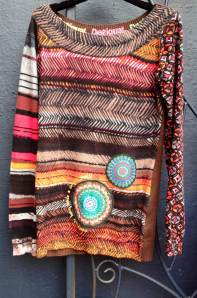 Desigual.Lesliett.sweater.brown