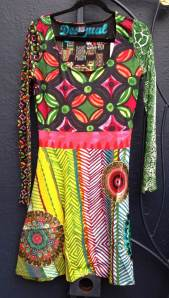 Desigual.Satini.dress.$134
