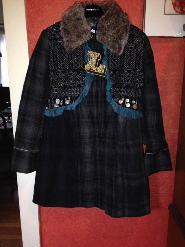 Desigual.Solvent.coat.Lacroix.$594.2