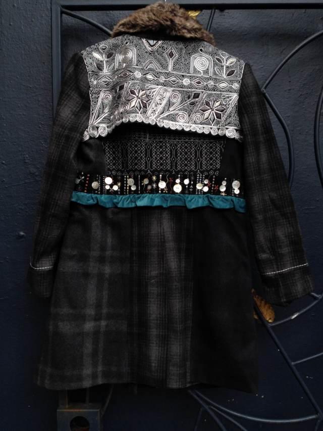 Desigual.Solvent.coat.Lacroix.$594