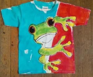 Angel.Frog.shirt.May.2015