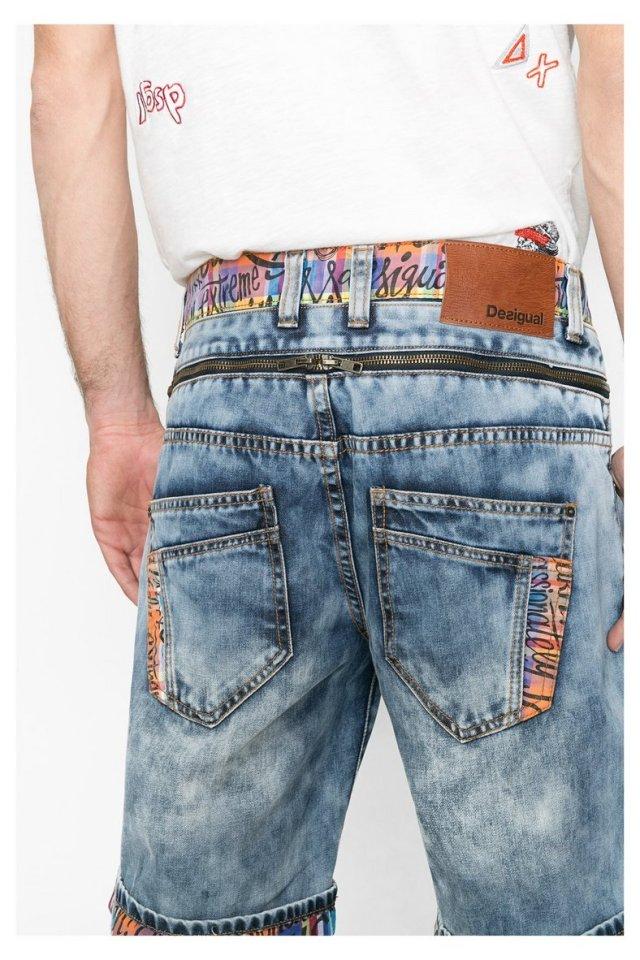 Desigual.Bermuda.shorts.Doble.Cuadros.back.$109.95.SS2016.61D18A4_5053
