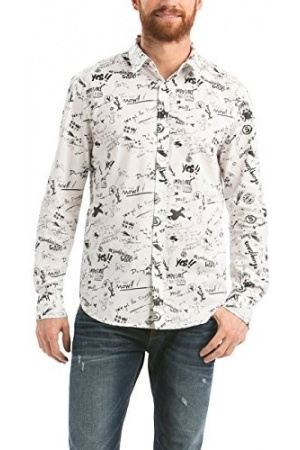 Desigual BLACKAOS shirt for Fall-Winter 2015. $90.