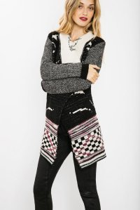 Desigual CARDIGAN DALIAS. Was $219.95. Now on sale at $153.95 (30% off). Fall-Winter 2015 collection.