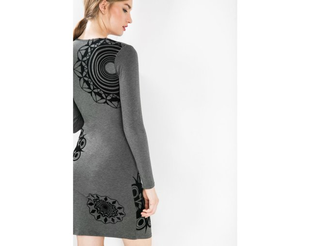 Desigual CELIA dress. $149.95. Fall-Winter 2015.