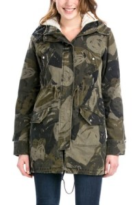 Desigual DRUCILLA winter coat. $309.