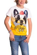 Desigual ETIU t-shirt. $44. Summer 2015