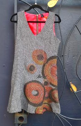 Desigual.Eudor dress $166.FW2015