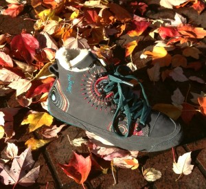 Desigual.high.top.boot.with.fleece.lining.leather.$154