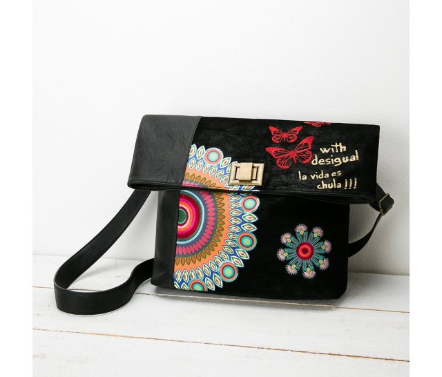 Desigual IBIZA CANDY messenger bag. $125.95.