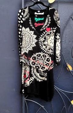 Desigual.JARA.dress.$136.FW2015