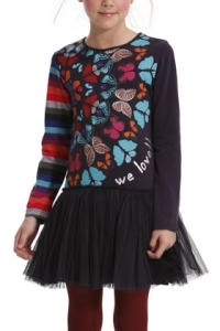 Desigual.kids.CARISSA.long.sleeve.dress.fall2013