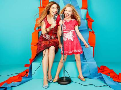 Two Desigual dresses from Spring-Summer 2015 collection.