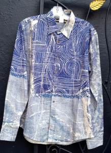 Desigual.Lacroix.shirt.blue.large.$129