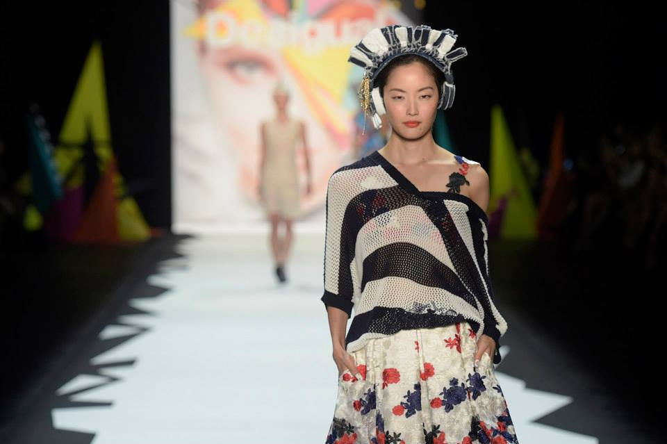 Desigual fall / winter 2017 collection