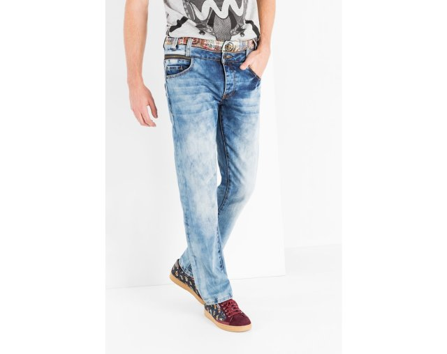 Desigual PABLOS jeans for men. $119.