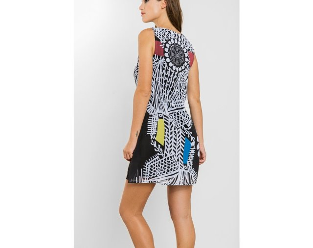 Desigual.Rodill.dress.back.$180.FW2015