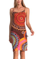 Desigual.TOBAGO.dress.$84.SS2015