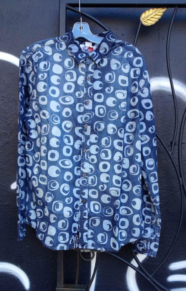 Desigual.Bleached.Me.shirt.$144