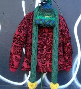 Desigual.hat.54.&scarf.$64.&.Medianoche.jacket.$214