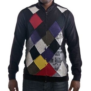 Desigual.mens.zip.front.sweater