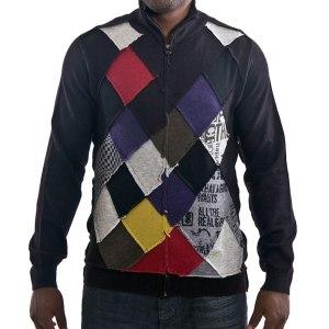 Desigual.mens.zip.front.sweater