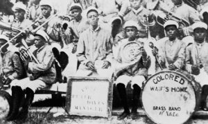 Louis-Armstrong.first.band
