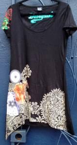 Desigual.ALACANT.BLACK.dress.$99.Spring.Summer.2014
