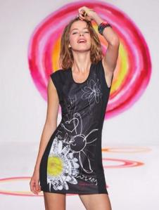 Desigual.daisy.dress.SS2014