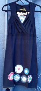 Desigual.ESTRELLA.knit.sleeveless.dress.$154.spring.summer.2014