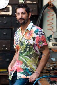 Desigual.Flores.shirt.lookbook.SS2014