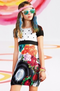 Desigual.kids.girl.CURCU.dress.SS2014.41V3080.lookbook