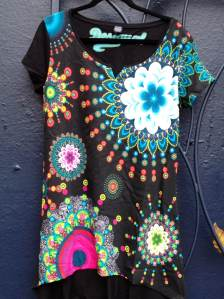 Desigual.LUXEMBURGO.dress.$114.Spring.Summer.2014