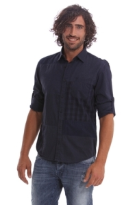 Desigual.man.ALMOST.shirt.subtle.plaid.41C1257_5000