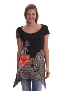 Desigual.woman.ALACANT.tshirt.black.SS2014.40T2478_2000