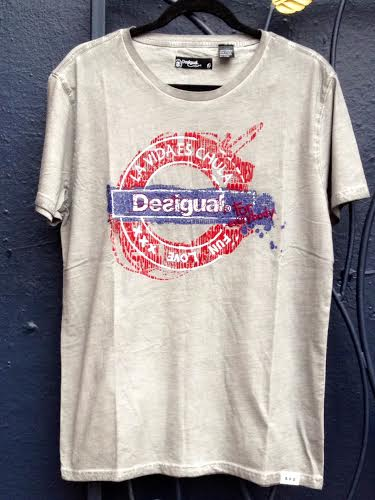 Desigual.men.UNDEGROUND.Tshirt.$74.SS2014