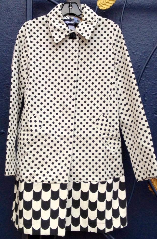 Desigual.Uno. summer.coat. $269