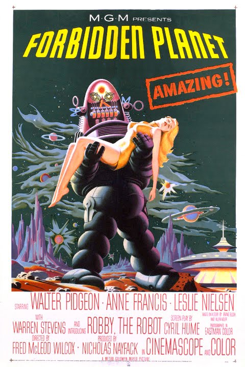 ForbiddenPlanet.movie.poster
