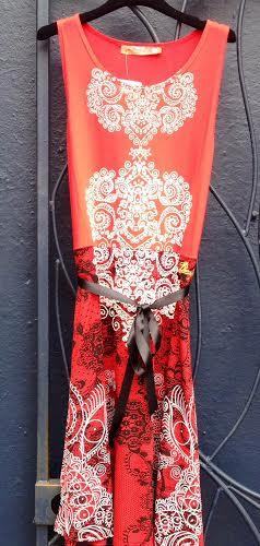 Desigual.KARINA.dress.$124.SS2014