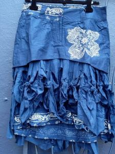 Desigual.women.Cielo.skirt.five.layers.$144.SS2014