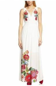 Desigual.DULCE.maxi.dress