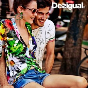 Desigual.mens.T-shirt