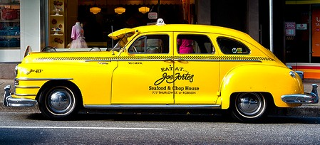 Joe.Fortes.vintage.cab.by.kineticfoto