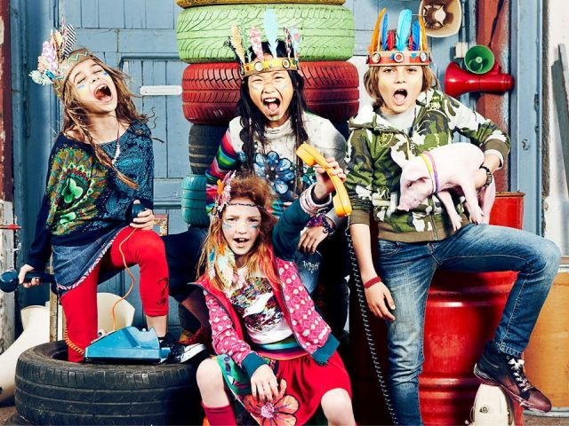 Desigual.kids.group.lookbook.FW2014