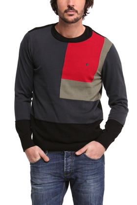 Desigual.man.SQUARE.SOUL.sweater.$150.FW2014
