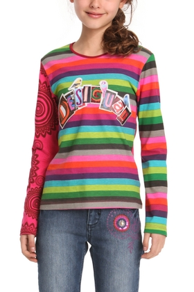 Desigual.kids.Alameda.long.sleeve.knitted.T.FW2014