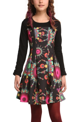 Desigual.kids.DALIA.dress.$104.FW2014
