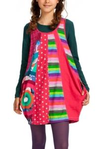 Desigual.kids.MALVA.dress.$79.FW2014